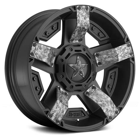 xd series wheels xd series 174 rockstar 2 wheels satin black rims