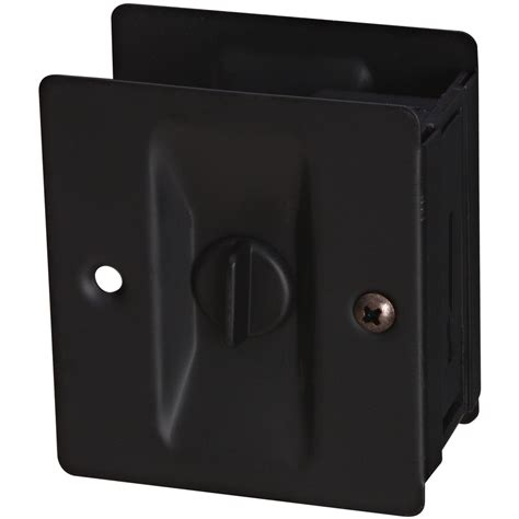 shop stanley national hardware pocket door latch orb at