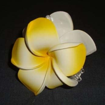 Jepit Rambut Model Salon Warna Warni jepit salon kuning jepun 2 oleh2bali kerajinan