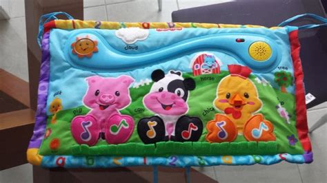 Fisher Bor fisher price kick and play board for sale in baldoyle
