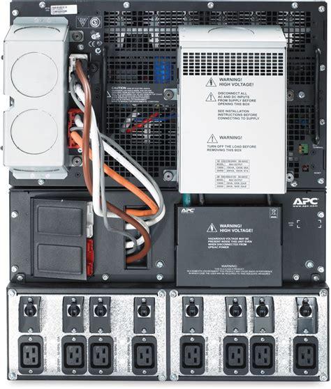 Apc Ups Surt20krmxli 20kva 20000va Rackmount apc surt15krmxli smart ups rt 15kva rackmount comms