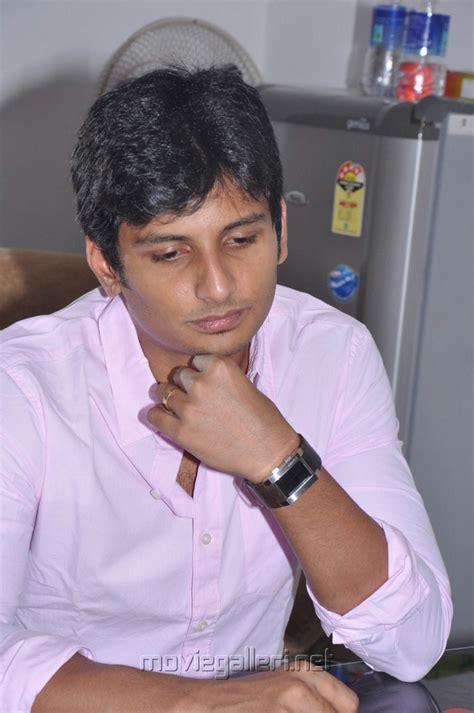picture 251546 tamil actor jiiva press meet stills new