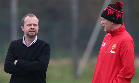 ed woodward manchester united manchester united s ed woodward must hit a target or two