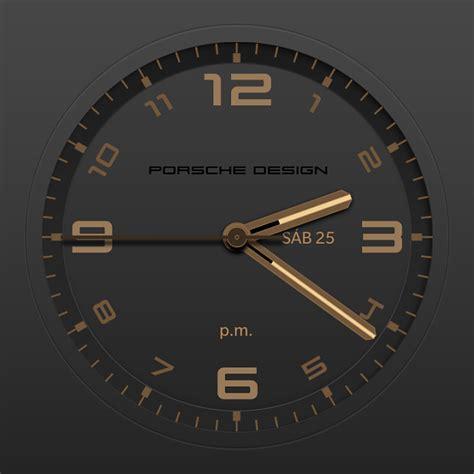 porsche design clock app blackberry forums at crackberry com porsche clock for all bb10 devices blackberry forums at