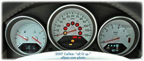 download car manuals 2010 dodge caliber instrument cluster dodge caliber little suvs 2007 2013