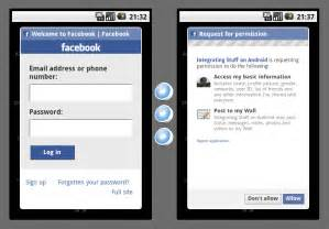 facebook themes on android android is there a way to make facebook dialog less ugly