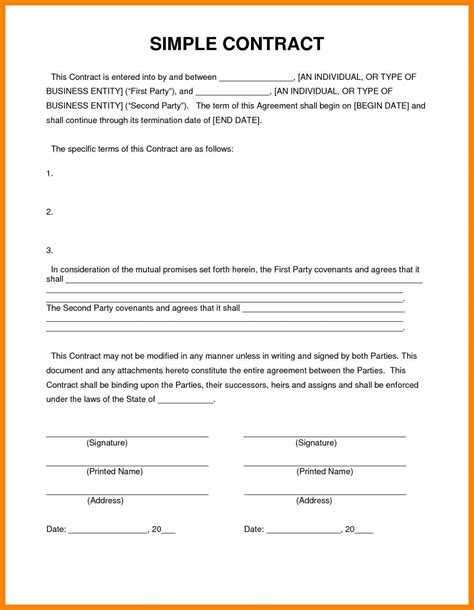 contract template awesome pics of construction subcontractor agreement