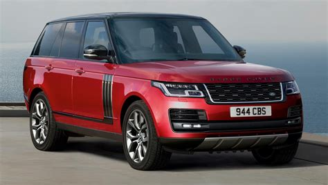 New Land Rover Range Rover 2018 by 2018 Range Rover Vogue Revealed Pricing And Specs