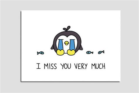 free printable greeting cards i miss you printable missing you cards i miss you very much cute