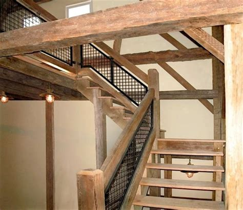 idea for wood metal mix decorations 14 best images about stairs on pinterest christmas