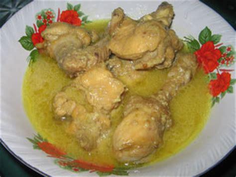 cara buat opor ayam jawa opor ayam kuning resep mbak asri