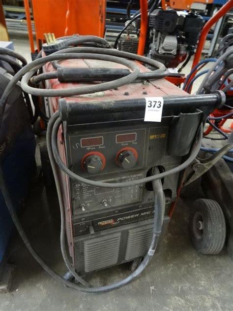 lincoln 300 welder lincoln power mig 300 welder