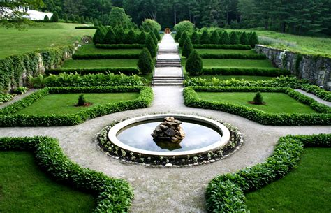 Walled Garden American Historic Gardens Gardens To Visit In America