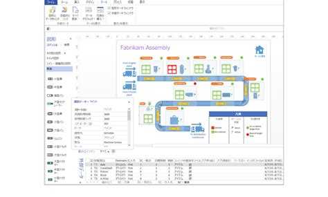 visio 2010 version comparison the new visio editions office visio screen showing