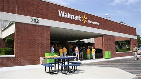 Walmart Home Office Address by Walmart Corporate Headquarters Bentonville Arkansas
