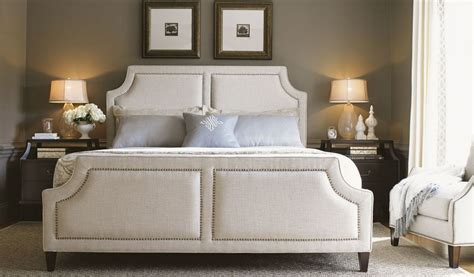 kensington bedroom set kensington place chadwick upholstered bedroom set from