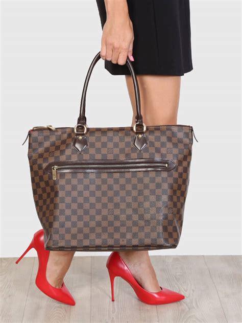 Louis Vuitton Saleya louis vuitton saleya gm damier canvas ebene luxury bags