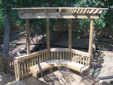 pergola with bench pergola bench 28 images 15 inspiring pergola bench pic