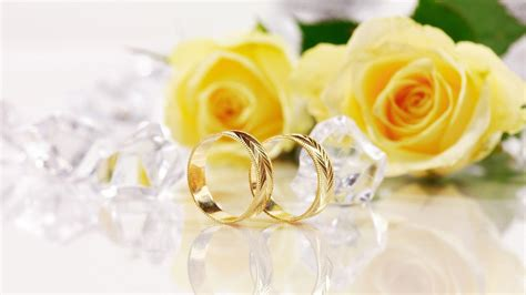 Wedding Rings Pictures by Wedding Backgrounds Wallpapers Wallpaper Cave