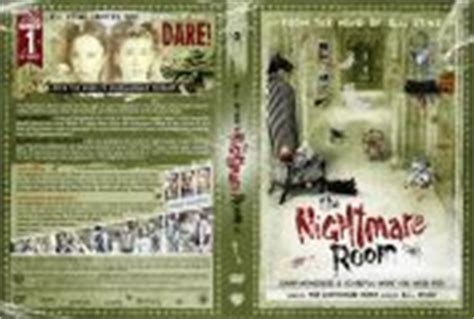 the nightmare room scareful what you wish for dvd cover custom dvd covers bluray label dvd covers i o the nightmare room