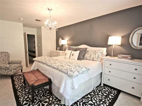 schlafzimmer schwarz das schlafzimmer g 252 nstig einrichten schwarz wei 223 teppich