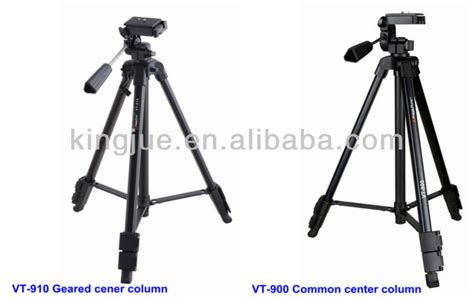 Kingjue Tripod Vt 1800 Black king vt 910 professional tripod