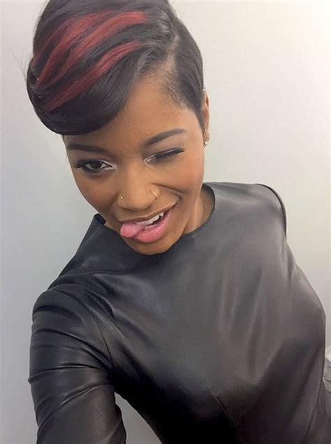Short Haircuts Keke Palmer   Short Hairstyles