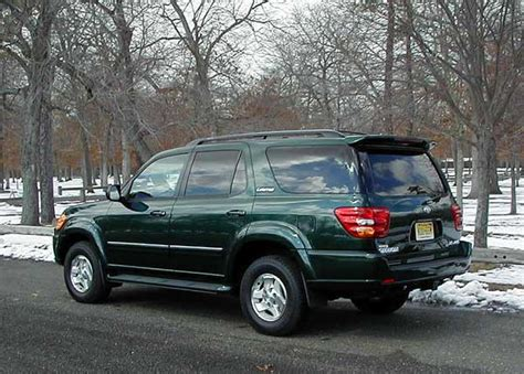 how things work cars 2001 toyota sequoia parking system service manual how make cars 2005 toyota sequoia spare parts catalogs parting out 2005