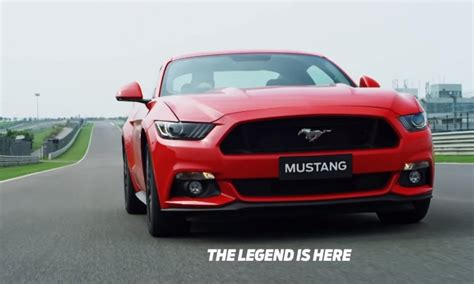 mustang facts 16 must facts about ford mustang maxabout news