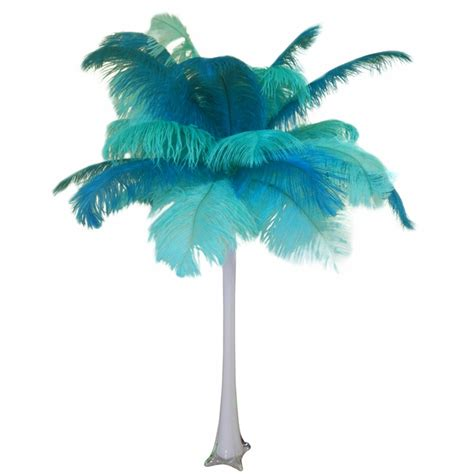 45 best ostrich feather centerpieces images on pinterest