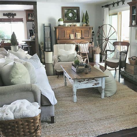 farm house ideas farmhouse living room at home on sweetcreek decoration