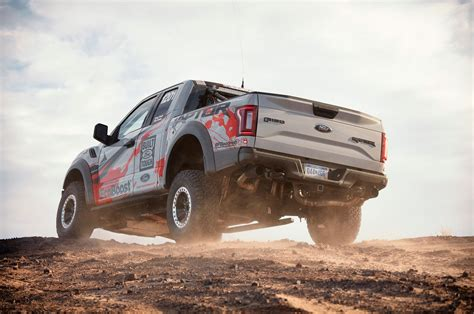 ford baja 2017 ford f 150 raptor set for baja 1000 endurance run