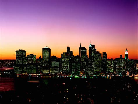 manhattan skyline new york city skyline