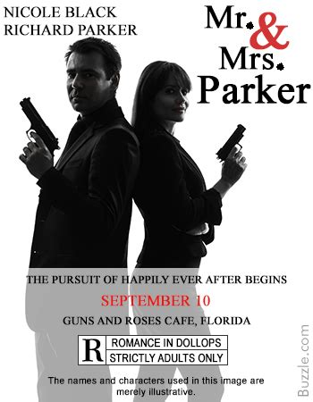 For Movie Buffs Amazing Wedding Invitations Inspired By Movies Mr And Mrs Smith Save The Date Template