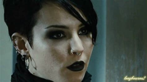 noomi rapace girl with the dragon tattoo lisbeth salander noomi rapace the with the