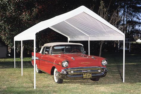 Cing Awnings For Cars by King Canopy Hercules Canopy 10 X 20 2 Quot Steel Frame Canopy