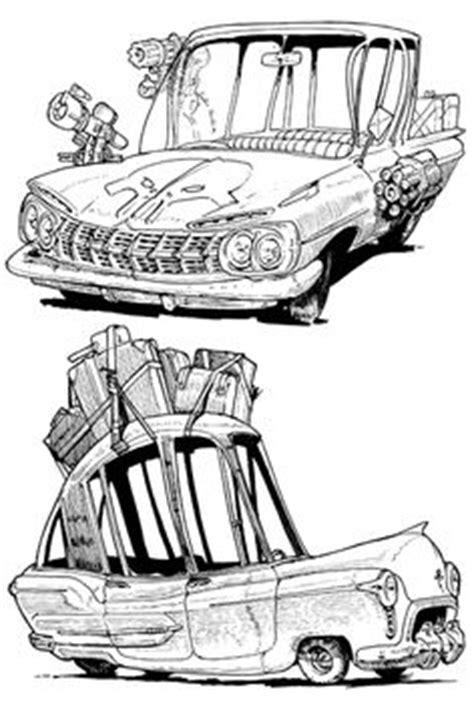 Vorlagen Fuß 4049 by 1956 Ford Truck By Nathan Miller Artwanted Silueta
