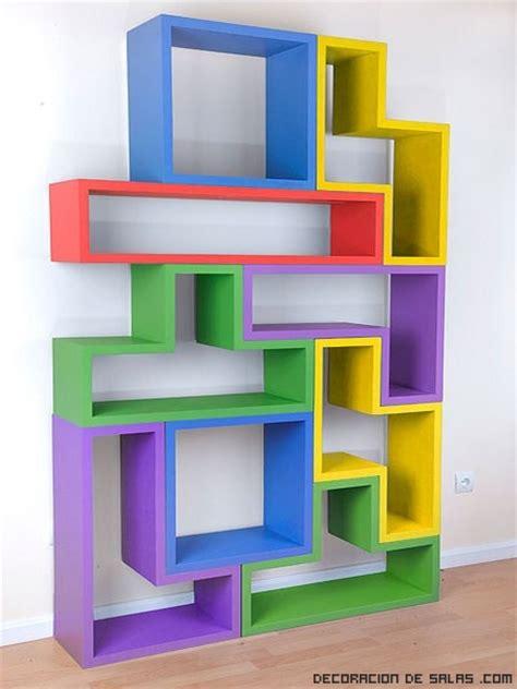 imagenes de repisas originales las piezas del tetris en tus estanter 237 as