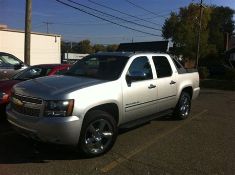 service manual electric power steering 2011 chevrolet avalanche head up display gmc sierra 6