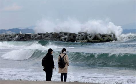 imagenes reales tsunami japon 2011 jap 243 n conmemora el sismo y el tsunami de 2011 la prensa