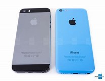 Image result for iphone 5c vs 5s size. Size: 207 x 160. Source: www.phonearena.com
