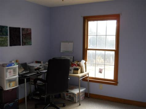 redoing the office sewing room with glidden paint fabgrandma