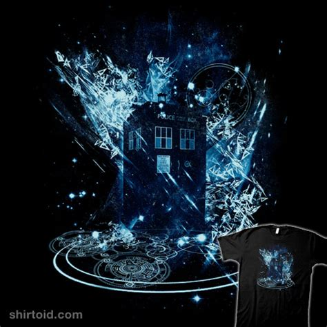 Time And Space time and space vortex shirtoid