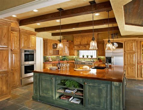 rustic kitchen designs pictures and inspiration rustic kitchen island lighting your kitchen design