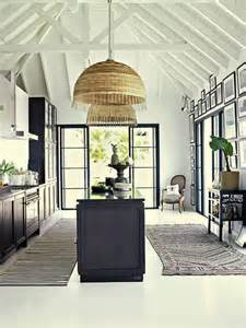 New Inspiration Home Design A Black And White House Kitchen