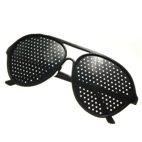 Vision Care Pinhole Glasses Exercise Eyesight Improve
