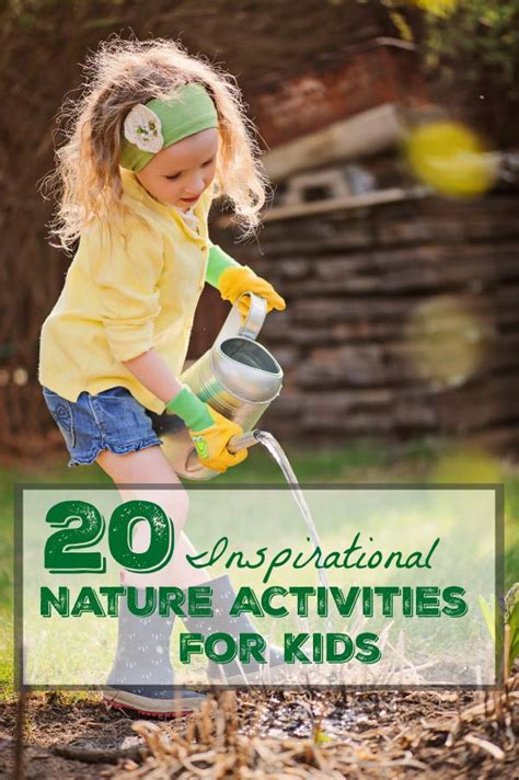 nature worksheets for kids the best and most
