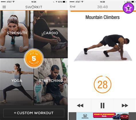 home workout jefit best android and iphone workout