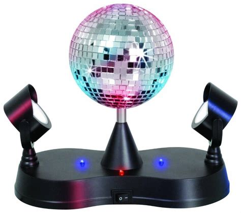 Creative Motion 6 Quot Rotating Disco Ball Light Walmart Com Walmart Lights Sale