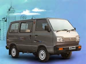 Omni Suzuki Maruti Suzuki Omni Limited Edition Introduced Zigwheels